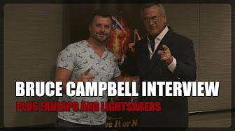 Interviews From Superheroes: Bruce Campbell