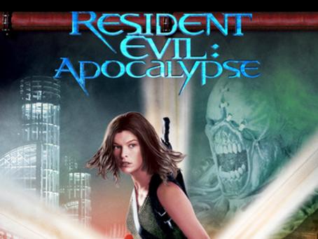 Talk From Superheroes | Resident Evil: Apocalypse