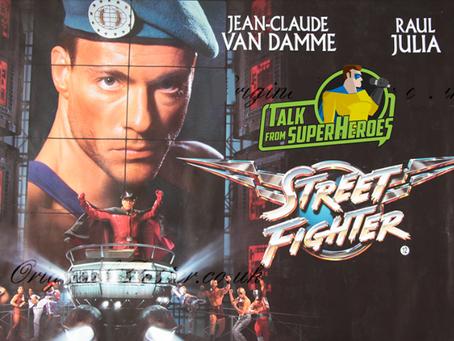 Talk From Superheroes: Street Fighter