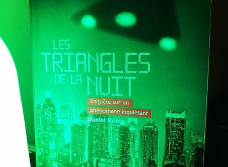 """""""Les triangles de la nuit"""" de Daniel Robin"""