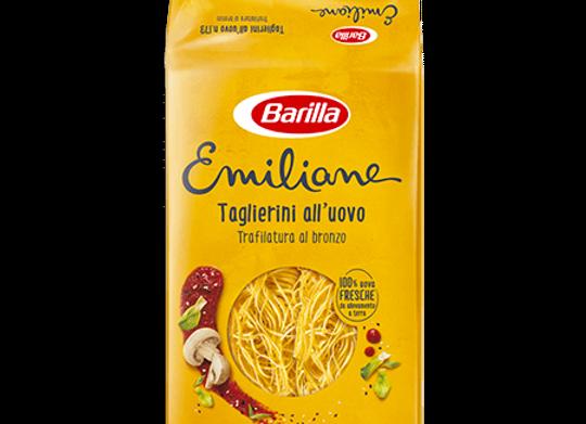Taglierini all'Uovo Barilla 250gr