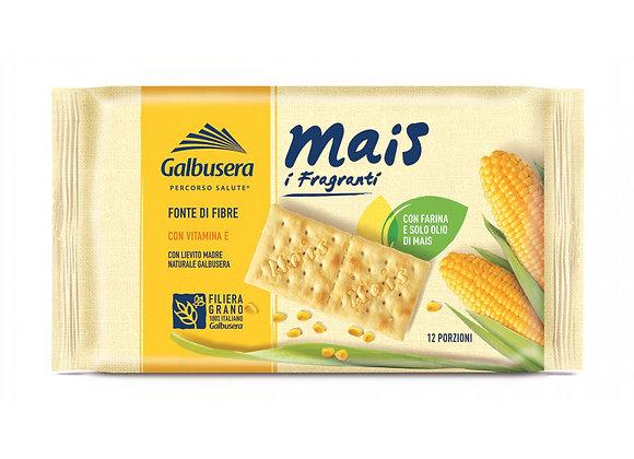 Crackers Mais Galbusera 400gr