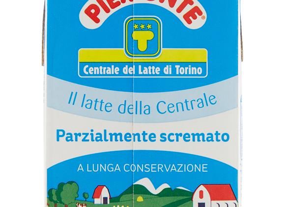 Latte Lunga Vita Parzialmente Scremato Piemonte 500ml