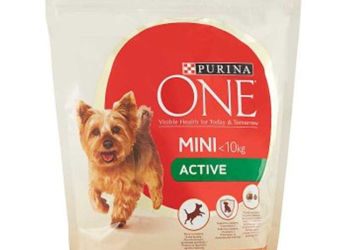 Croccantini Purina One Active 800gr