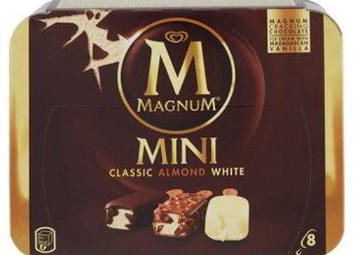 8 Mini Magnum Misti Algida