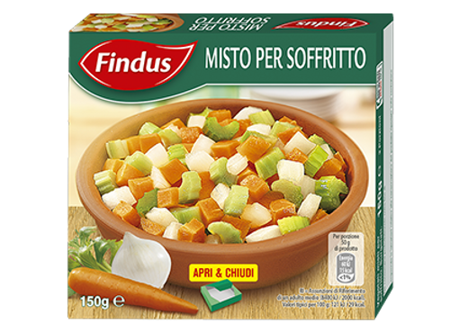 Misto Soffritto Findus 150gr