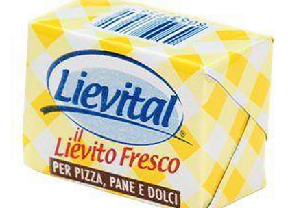 Cubetto Lievito Fresco Lievital 25gr