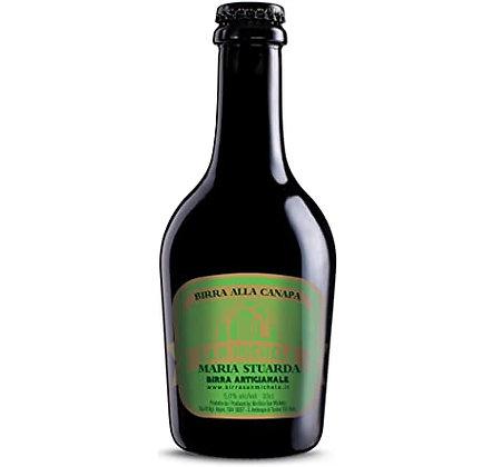 Birra alla Canapa Maria Stuarda 33cl S.Michele