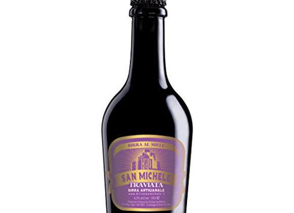 Birra al miele Traviata 33cl S.Michele