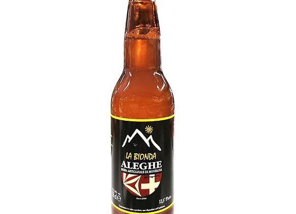 Birra Bionda Aleghe 33cl