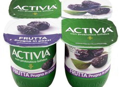 4 Yogurt Prugna Activia