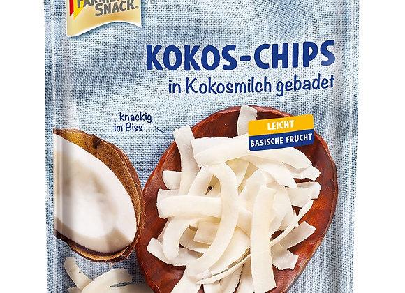 Chips Fette di Cocco 200gr Farmer's