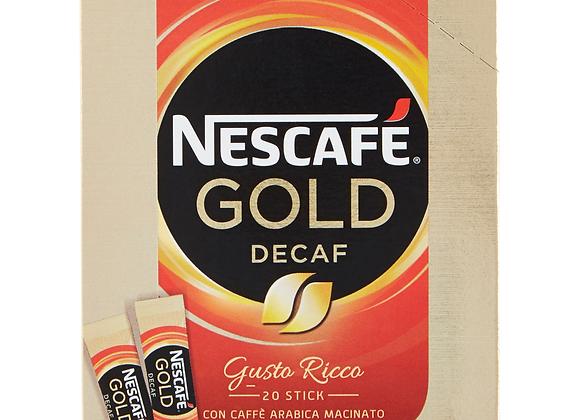 Nescafé Gold Decaffeinato (20 buste)