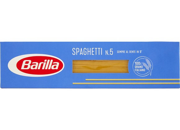 Spaghetti Barilla 500gr