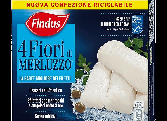 4 Fiori Merluzzo Findus