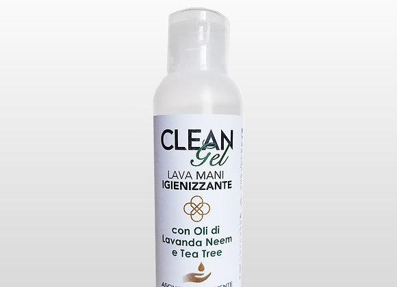 Gel Igienizzante Mani Oli Lavanda 10cl