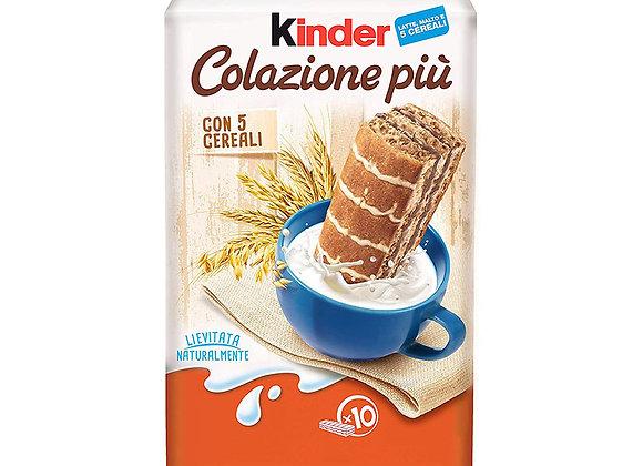 10 Kinder Colazione Più 290gr