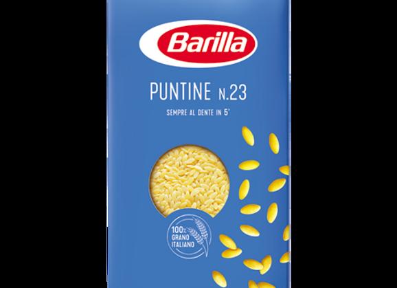 Puntine Barilla 500gr