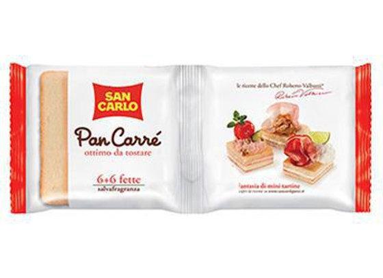 Pan Carré San Carlo 220gr