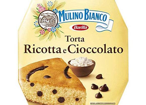 Torta Ricotta Cioccolato Mulino Bianco 475gr