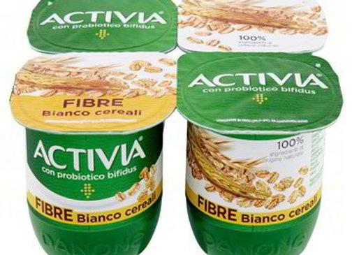 4 Yogurt Fibre Cereali Activia