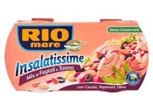 2 Insalatissime Fagioli Rio Mare 160gr