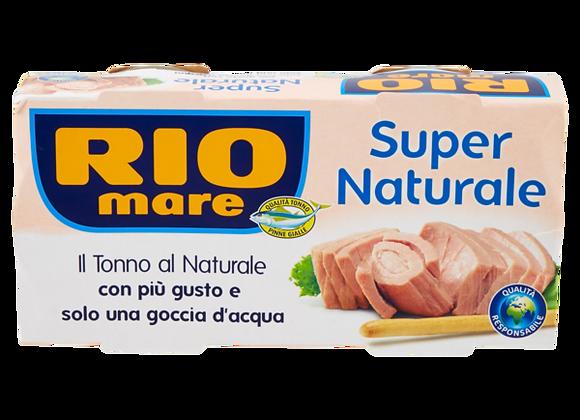 2 Salmone Rio Mare Naturale 112gr