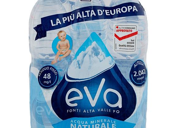6 Acqua Eva Naturale