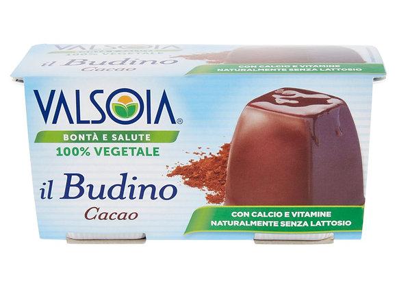 2 Budino Cioccolato Valsoia