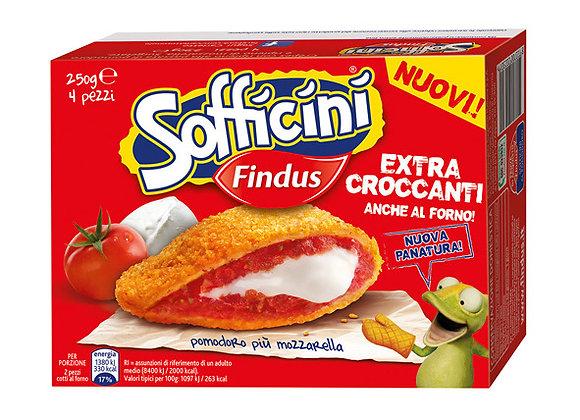4 Sofficini Pomodoro Findus