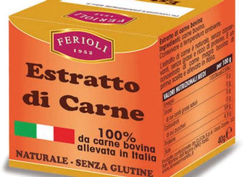 Estratto Carne Ferioli 40gr
