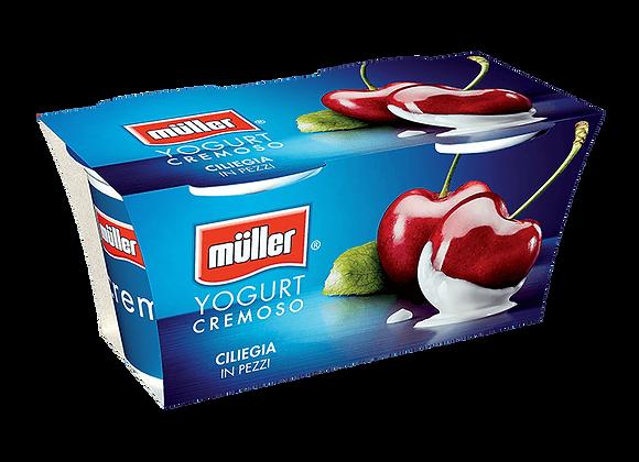 2 Yogurt Ciliegia Muller