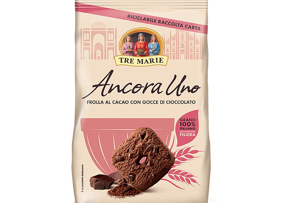 Ancora Uno Frolla Cacao Tre Marie 350gr
