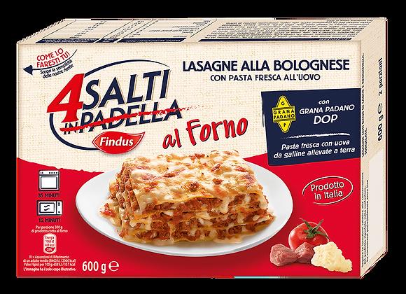 Lasagne Findus 600gr