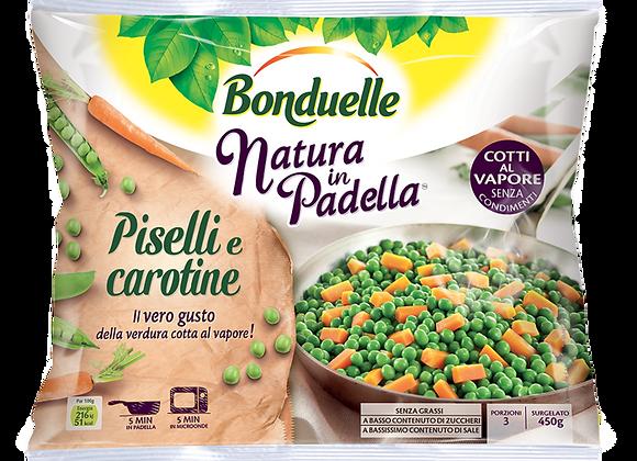Piselli & Carotine Bonduelle 450gr