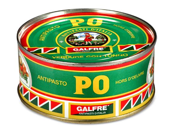Antipasto Po Galfré 120gr