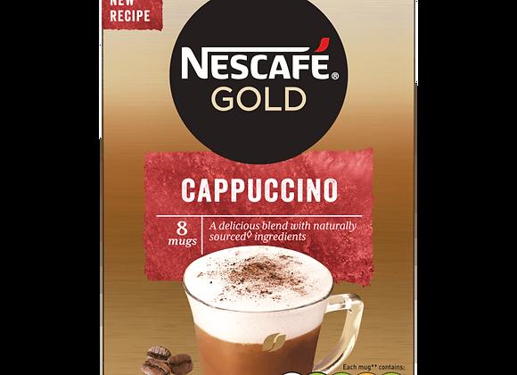 Nescafé Gold Cappuccino (10 buste)