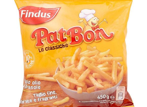 Patatine Fritte Findus 450gr