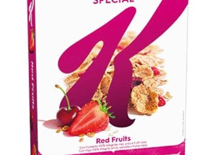 Special K Frutti Rossi Kellogg's 290gr