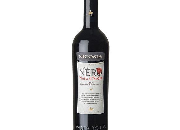 Nero d'Avola Nicosia 75cl
