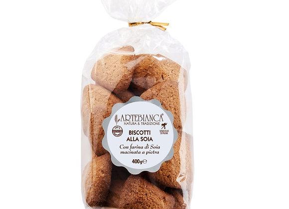 Biscotti Soia Artebianca 400gr