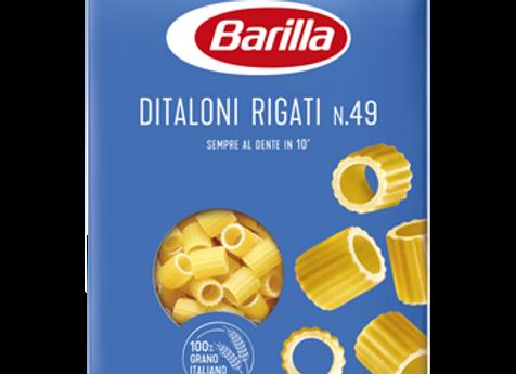 Ditaloni Rigati Barilla 500gr