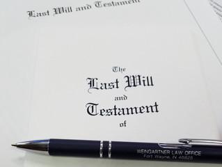 Will vs. Trust