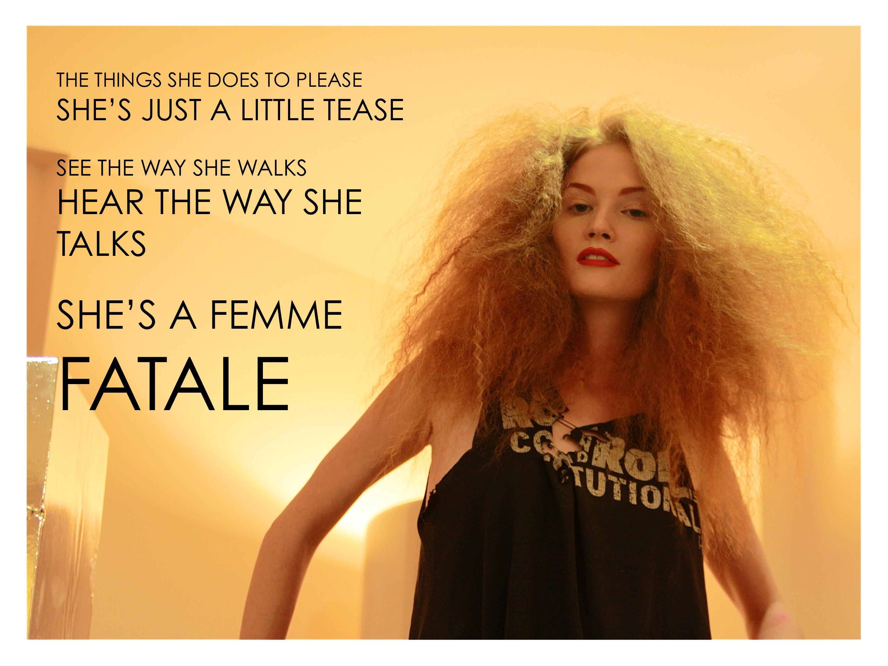 FEMME FATALE / ph-LARA
