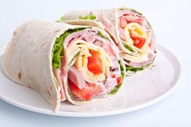 Ham Wrap.