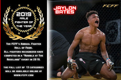 2019 HALL OF FAME - MALE FIGHTER OF THE