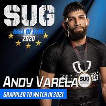 2020 SUG HOF - ANDY VARELA GRAPPLER TO W