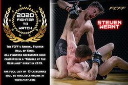 2019 HALL OF FAME - FIGHTER TO WATCH 202
