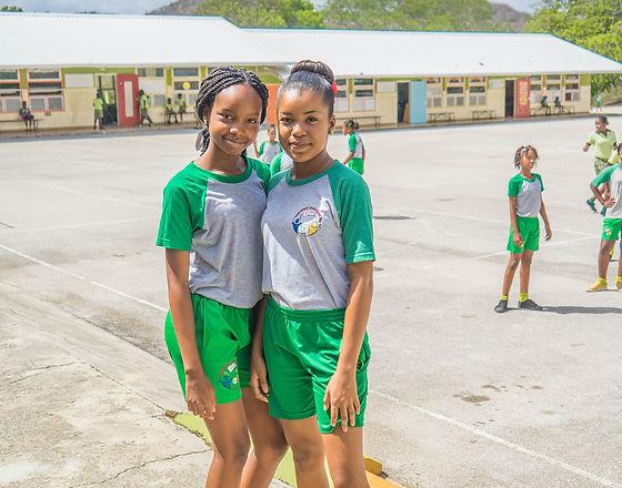 Girls sports Curacao.jpg