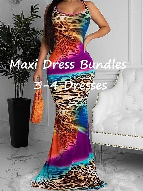 Maxi Dress Bundles (include 3-4 items)